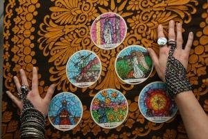 Tarot cards & Psychic Sarah