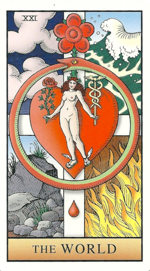 Alchemical Tarot Renewed By Robert M. Place
