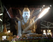 Ngadatkyi Pagoda, Yangon