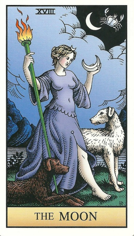 Alchemy Tarot Card Meaning: Tarot Newsletter: Mysterious Meanderings With The Moon