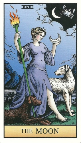 From Alchemical Tarot:Renewed by Robert M. Place