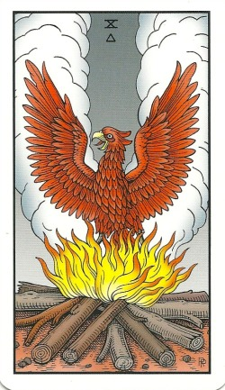 from Alchemical Tarot: Renewed by Robert M. Place