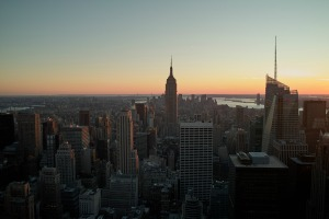 new-york-city-skyline-empire-state-brooklyn-bridge-free-stock-photo1