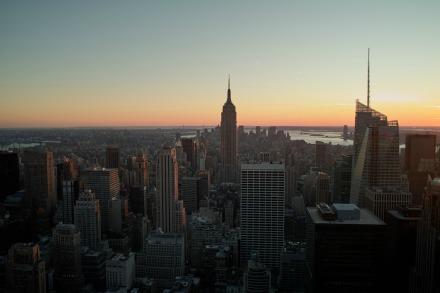new-york-city-skyline-empire-state-brooklyn-bridge-free-stock-photo1