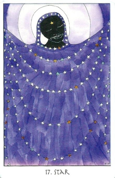 from Tarot of the Crone by Ellen Lorenzi-Prince