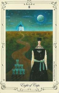 From Stella's Tarot by Stella Kaoruko & Takako Hoei