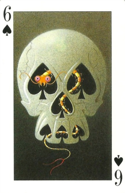 6 of Spades - The Keys to the Kingdom by Tony Meeuwissen