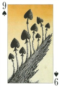 9 of Spades - The Keys to the Kingdom by Tony Meeuwissen
