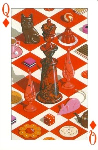 Queen of Diamonds - The Keys to the Kingdom by Tony Meeuwissen