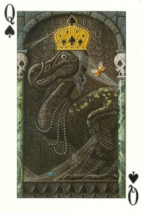 Queen of Spades - The Keys to the Kingdom by Tony Meeuwissen