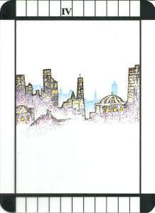 Emperor - Transparent Tarot by Emily Carding
