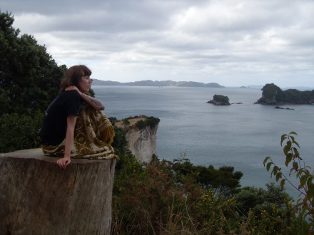 Psychic Sarah in New Zealand