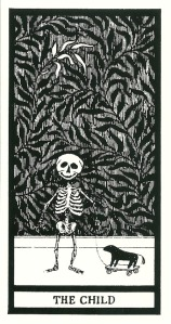 The Child - The Fantod Pack by Edward Gorey