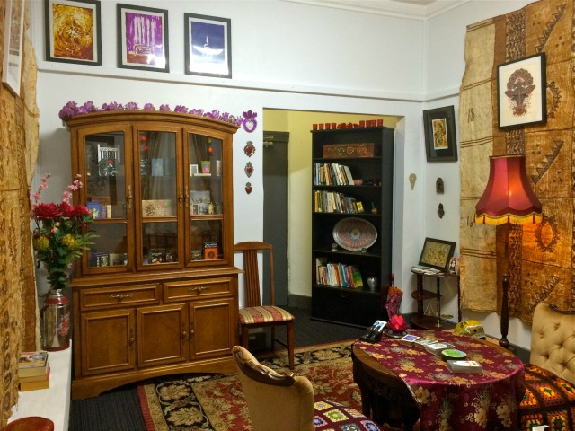 Psychic Sarah Barry Tarot Office Newtown III