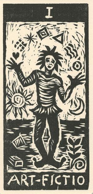 Magician - Los 22 Arcanos del Tarot by Gloria Calderon