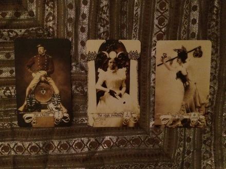 Relative Tarot by Carrie Paris of carrieparis.com