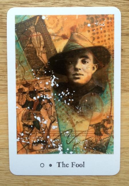 The Fool - Pentimento Tarot by Joanna Powell Colbert.jpg