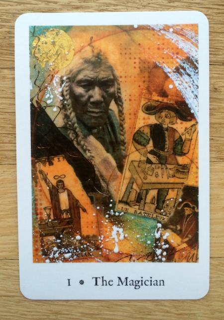 The Magician - Pentimento Tarot by Joanna Powell Colbert.jpg