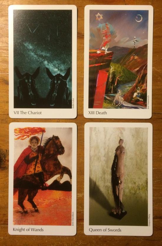 The Elora Tarot Project - Shelley Carter