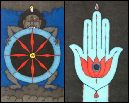 kali-tarot-prayer-cards-by-ellen-lorenzi-prince