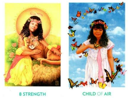 strength-child-of-air-gaian-tarot-by-joanna-powell-colbert