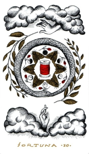 fortuna-wheel-of-fortune-slow-holler-tarot-deck