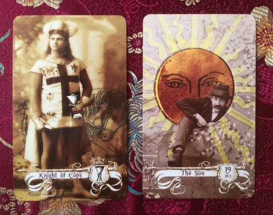 knight-of-cups-and-the-sun-the-relative-tarot-by-carrie-paris