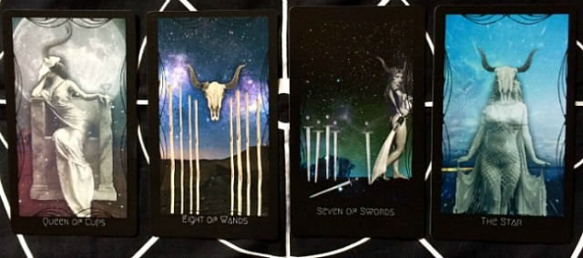 The Disciples Tarot by Kathryn Thyme Giese#