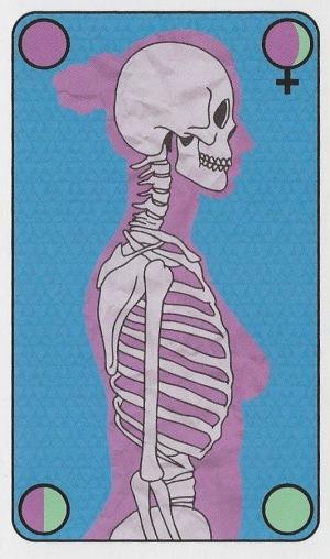 Female - Brown Magick Oracle Cards by  Richie Brown.jpg