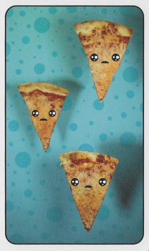 Sad Pizza - Brown Magick Oracle Cards by  Richie Brown.jpg