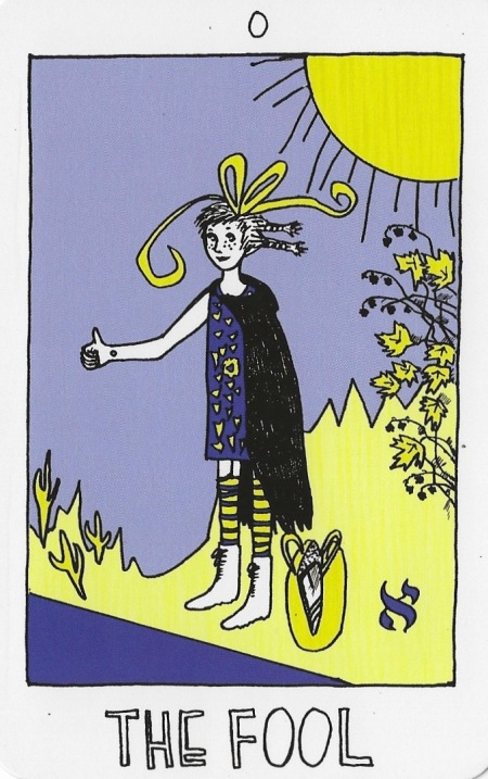 The Fool - The Collective Tarot by the Tarot Collective
