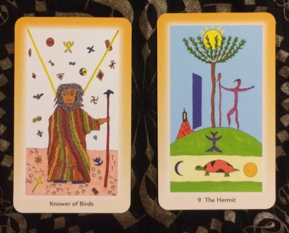 Shining Tribe Tarot by Rachel Pollack.jpg