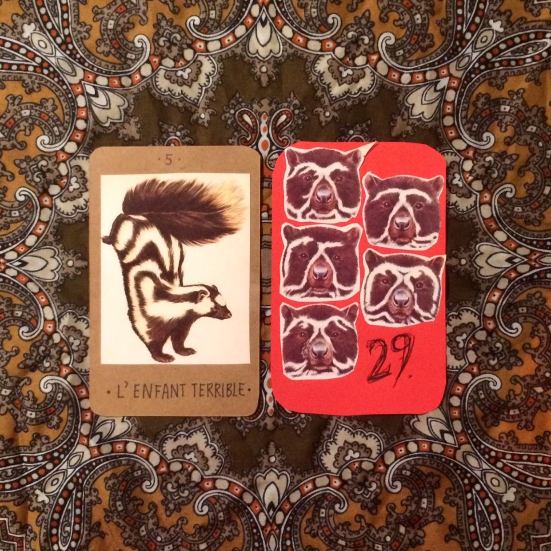 L'Enfant Terrible & Repetition - Salon Dada Tarot Deck.jpg
