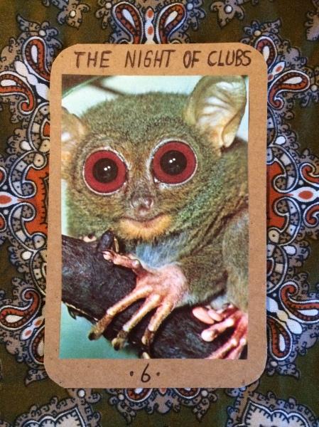 The Night of Clubs - Salon Dada Tarot Deck.JPG
