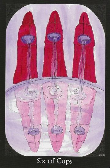 Six of Cups - Tarot of the Crone by Ellen Lorenzi-Prince.jpg