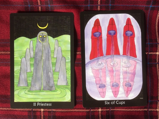Tarot of the Crone by Ellen Lorenzi-Prince