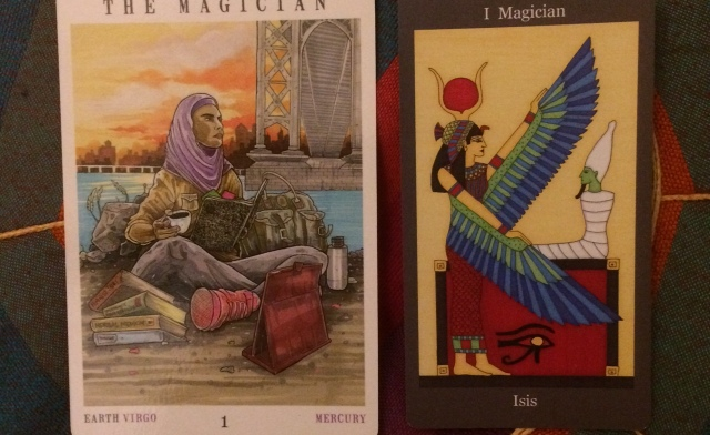 Tarot Newsletter] Manifesting the Magnetic Mastery of the Magician