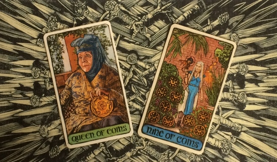 Game of Thrones Tarot by Michael Morris (Design), Liz Dean (Text) & Craig Coss (Illustrations)