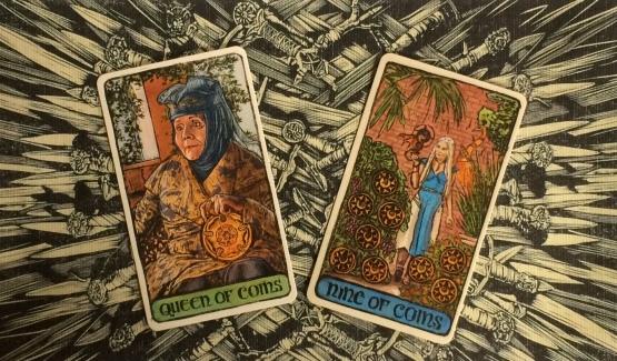 Game of Thrones Tarot by Michael Morris (Design), Liz Dean (Text) & Craig Coss (Illustrations)