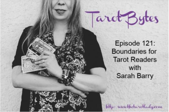 Theresa Reed Tarot Bytes with Sarah Barry