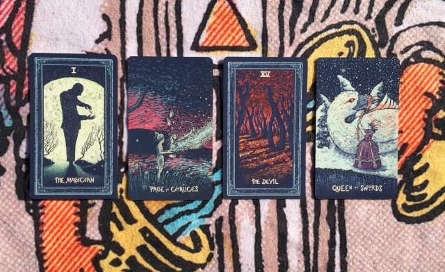 Tarot Reading for the Collective ~ July 2019: The Prisma Visions