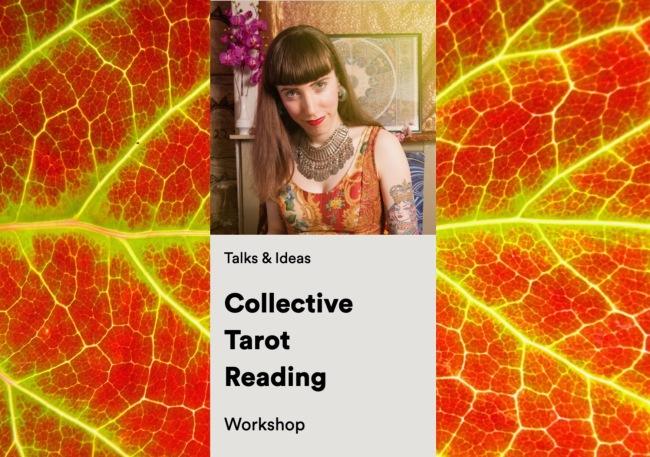 Collective Tarot Reading Psychic Sarah