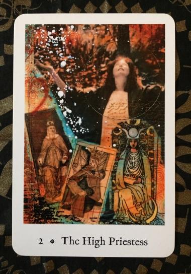 The High Priestess - Pentimento Tarot by Joanna Powell Colbert.jpg