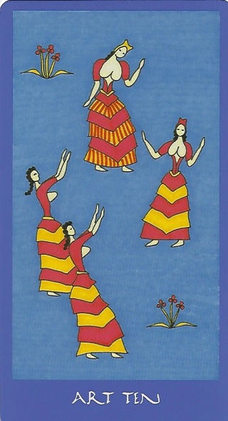Art Ten - Minoan Tarot by Ellen Lorenzi-Prince.jpeg