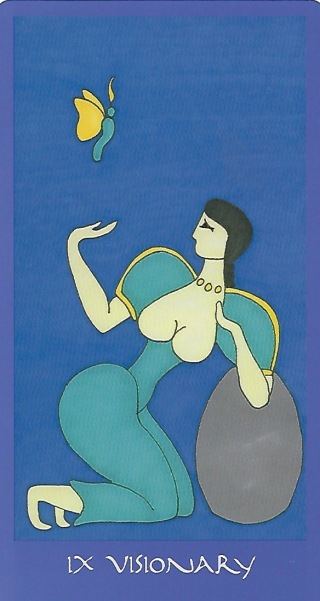 Visionary - Minoan Tarot by Ellen Lorenzi-Prince.jpeg