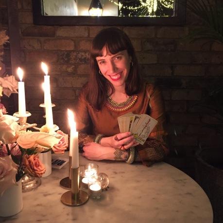 Psychic Sarah Porteno events 2019