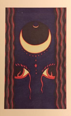 Kali Tarot Prayer Cards