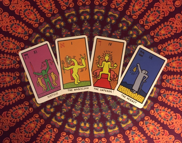 Tarot of the World in Colours by Eugene Vinitski